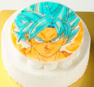 ドラゴンボール キャラクターケーキ